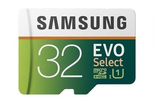Samsung 32GB 95MB/s (U1) MicroSD